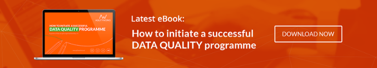 How to initiate a successful data quality programme