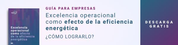 excelencia operacional eficiencia energetica