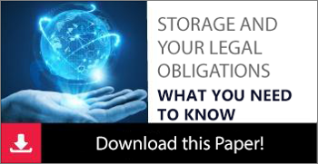Storage and Your Legal Obligations