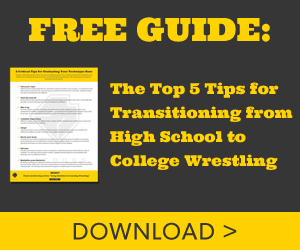 Transitioning from High School to College Wrestling