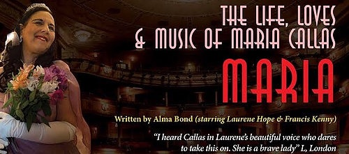 The life, loves and music of Maria Callas