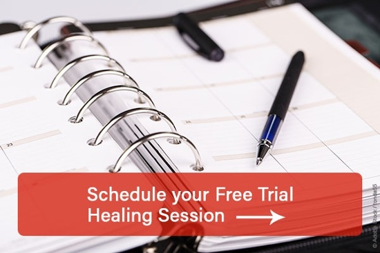 Schedule your Free Trial Healing Session