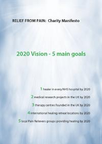 Relief from Pain Charity Manifesto