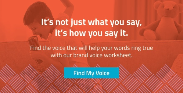 Imagewerks Marketing brand voice worksheet download link