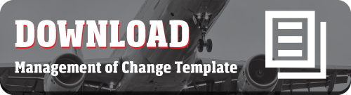 Download Management of Change Template