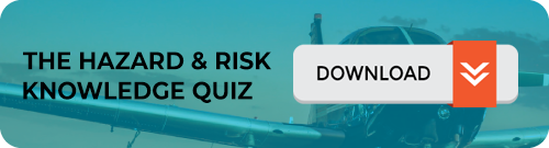 Hazard and Risk Knowledge Quiz