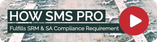SMS Pro Fulfills SRM & SA Compliance Requirement
