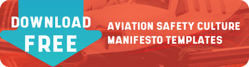 Download Free Aviation Safety Culture Manifesto Templates