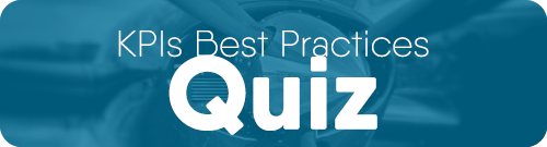 KPIs Best Practices Quiz