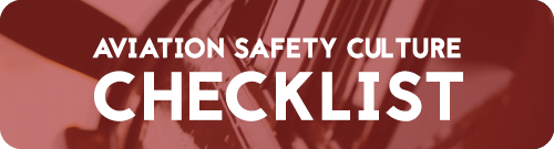 Download aviation safety culture checklist