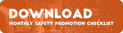 Download Monthly Safety Promotion Checklist