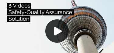 3 Videos Safety-Quality Assurance Solution