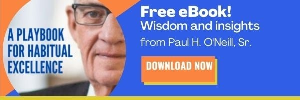 """Download free Paul O'Neill """"Playbook"""" eBook"""