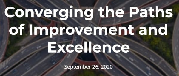 Converging the Paths of Improvement and Excellence