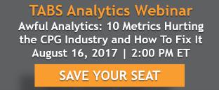 TABS Analytics Awful Analytics Webinar