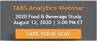 TABS Analytics 2020 Food & Beverage Webinar