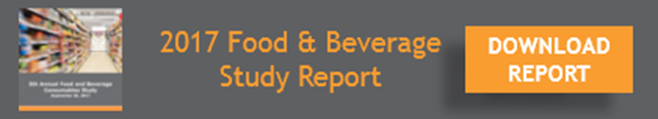 2017 Food & Beverage Study Report CTA