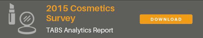 2015 Cosmetics Study