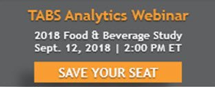 TABS Analytics Food & Beverage Study Webinar