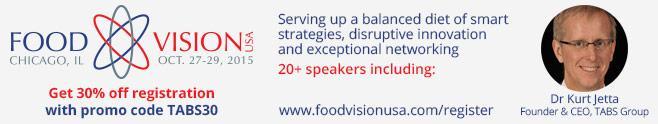 Food Vision 2015