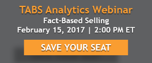 TABS Analytics Fact-Based Selling Webinar