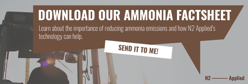Download our ammonia factsheet