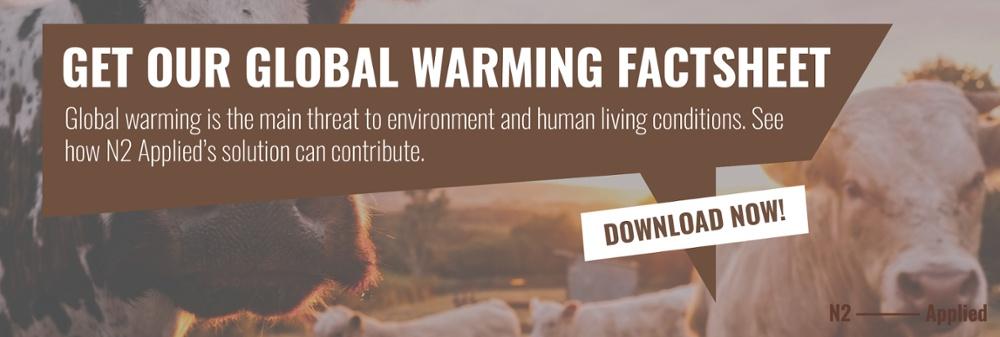 Get our global warming factsheet