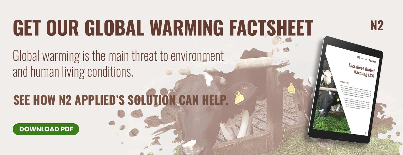 Banner: Get our global warming factsheet