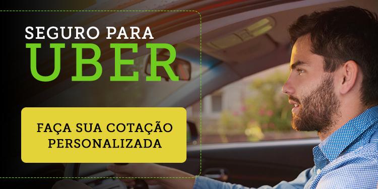 Cotação Seguro para Uber