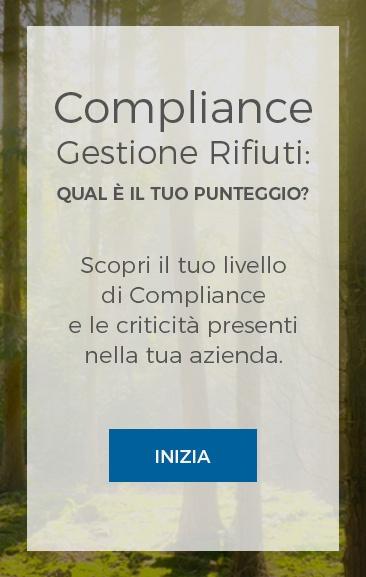 Scopri il tuo livello di Compliance nella tia azienda