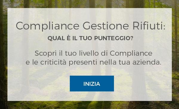 Scopri il livello di Compliance nella tua azienda