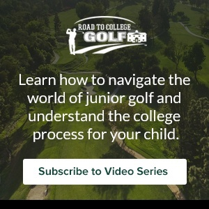 hacienda road to college golf scholarship video series