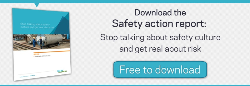 Download the free Safety Action Report