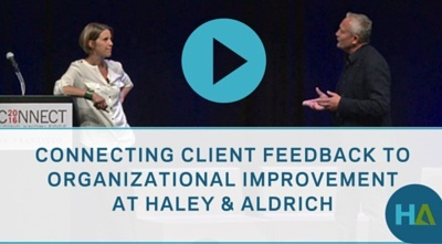 Connecting client feedback to organizational improvement KA Connect