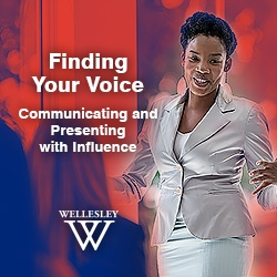 Finding Your Voice | Wellesley College