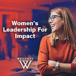 Women's Leadership for Impact | Wellesley College