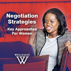 Negotiation Strategies | Wellesley College