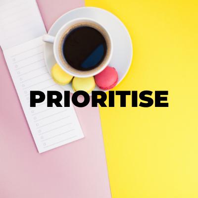 Download our prioritisation matrix