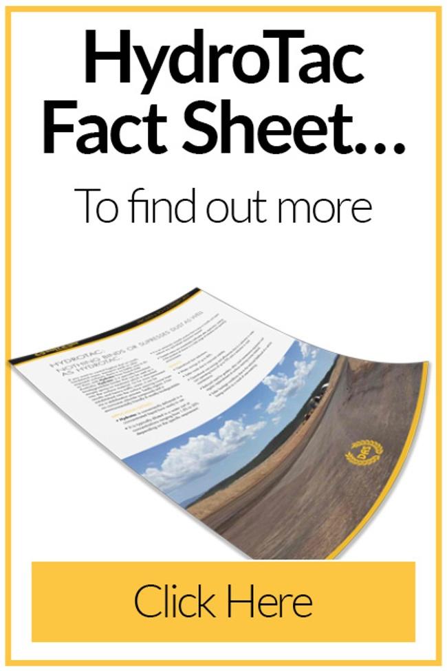 HydroTac Fact Sheet