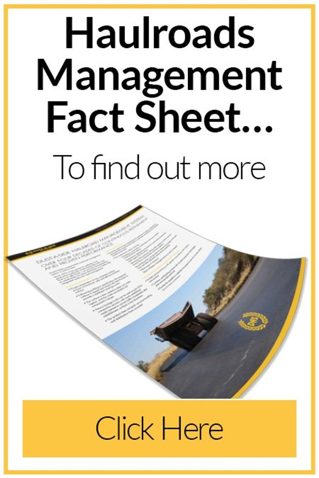 Haulroads Management Fact Sheet
