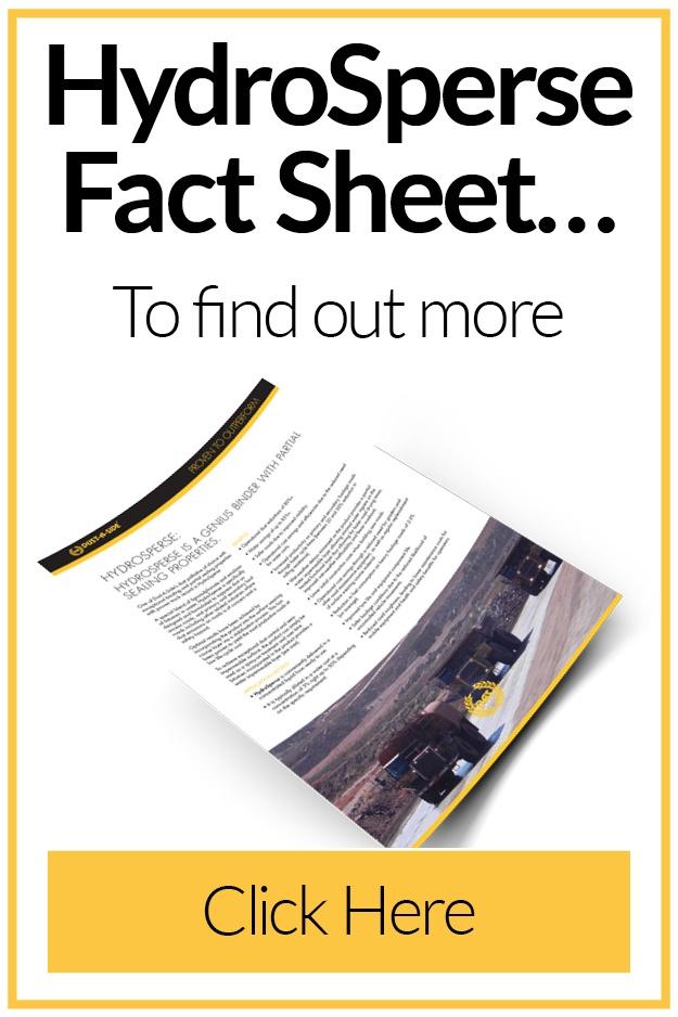 HydroSperse Fact Sheet
