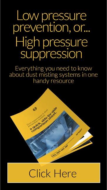 Dust Suppression Comparison