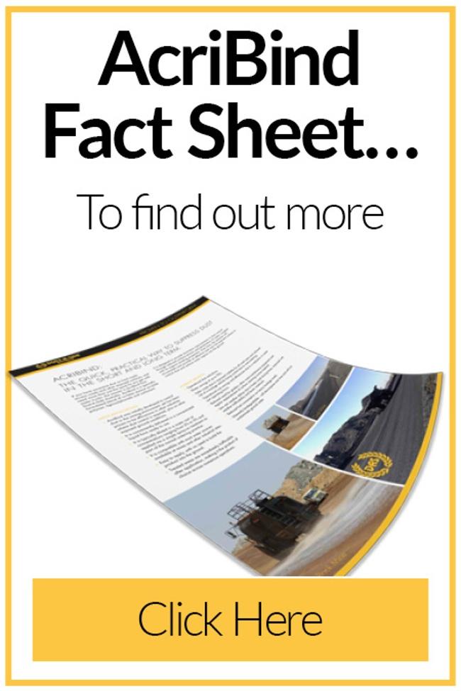 Acribind fact Sheet