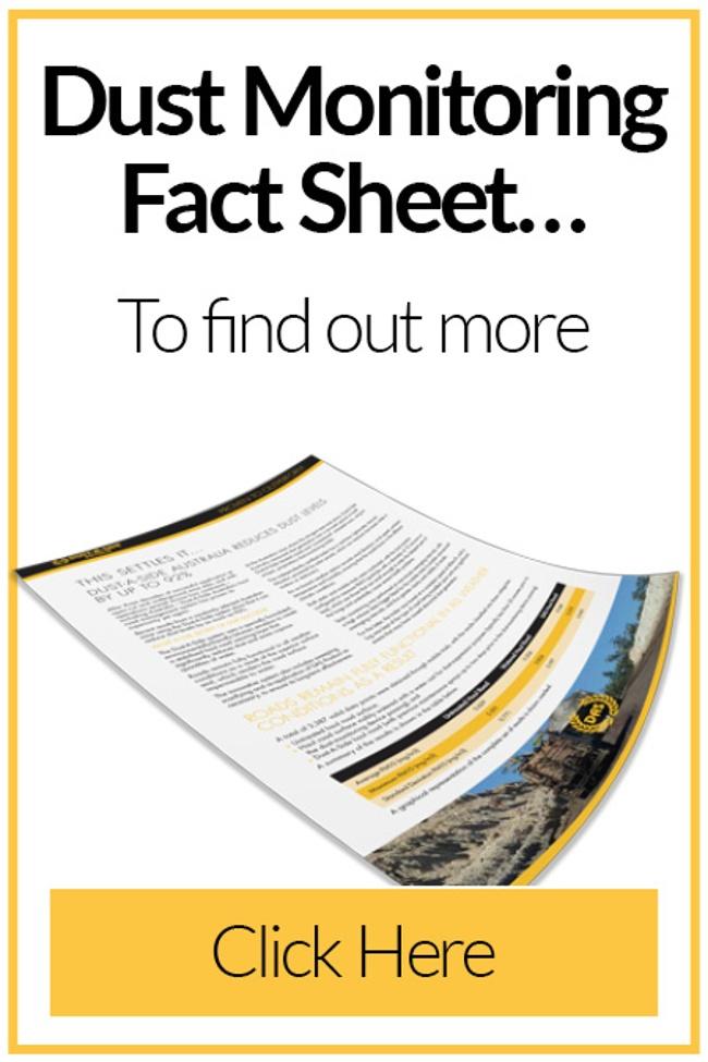 Dust Monitoring Fact Sheet