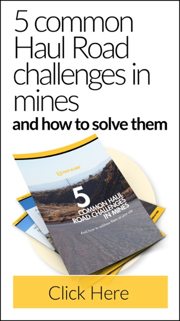 Learn how to solve 5 common haul road challenges in mines