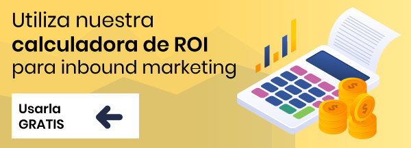 Calculadora de ROI para Inbound marketing