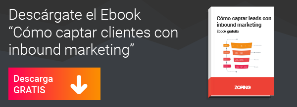 Cómo captar clientes con inbound marketing