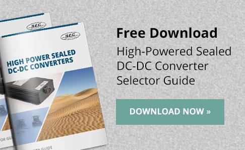 high power dc-dc converter selector guide