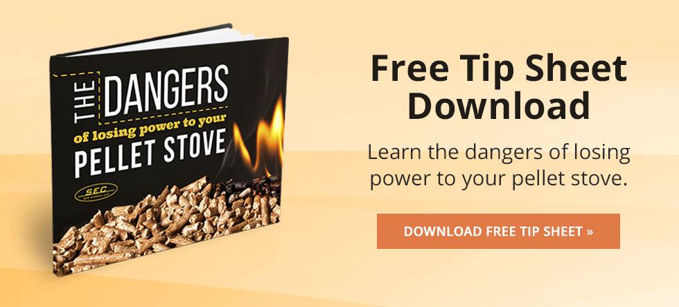 pellet stove tip sheet download