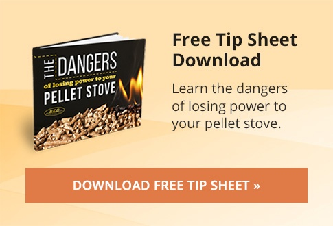 The Dangers of Losing Power To Your Pellet Stove